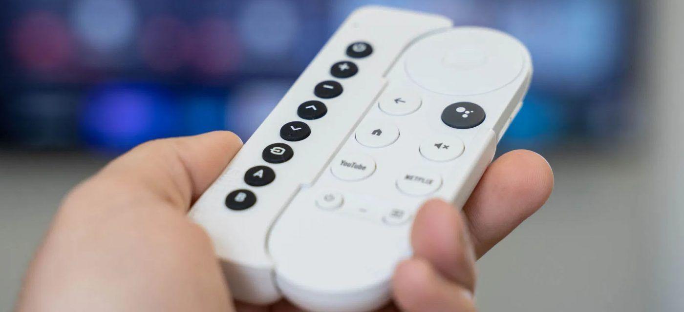 Tích Hợp Sideclick Vào Remote Chromecast Tv