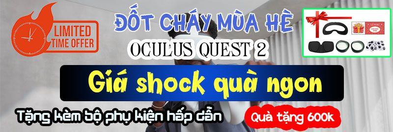 Khuyen Mai Chao He Oculus Quest 2