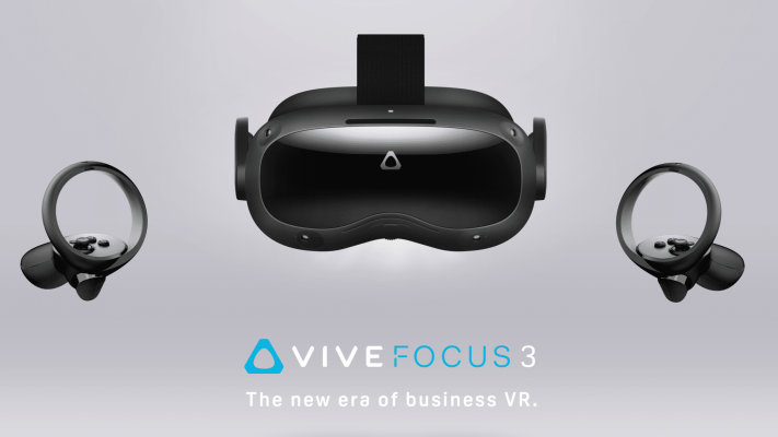 Vive Focus 3