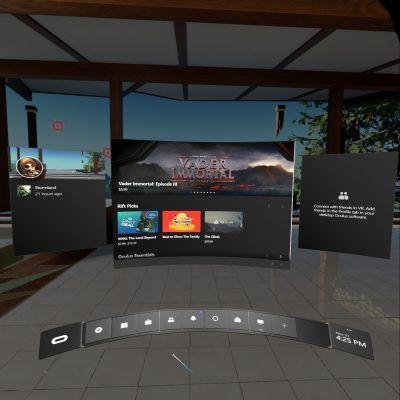 Giao Diện Oculus