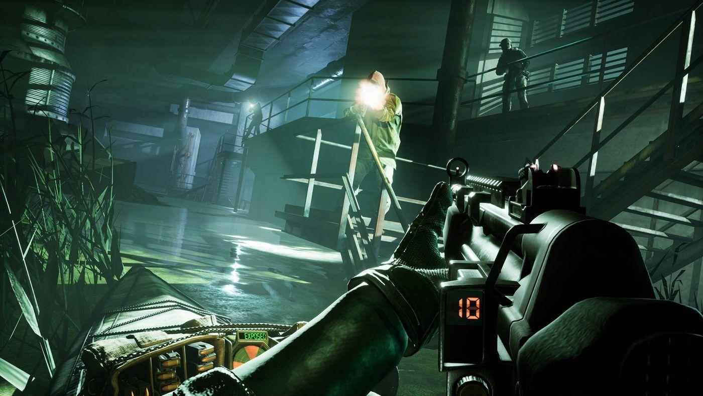 Game Bắn Súng Oculus Quest 2