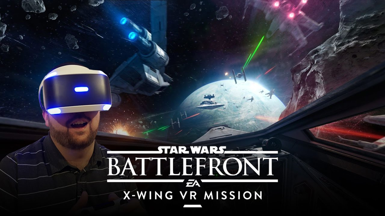 Star Wars Battlefront Rogue One Vr Mission